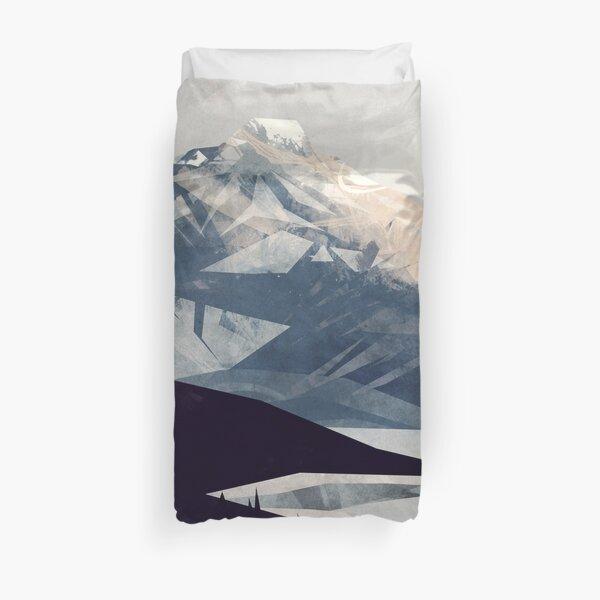 Calming Mountain Duvet Cover