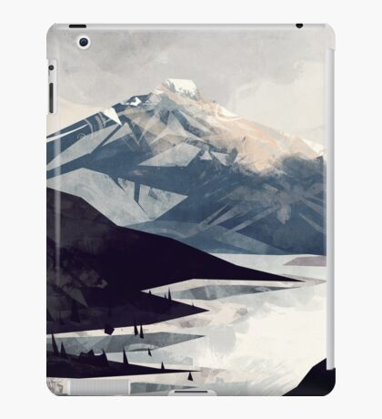 Calming Mountain iPad Case/Skin