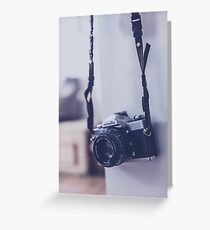 35mm Greeting Card