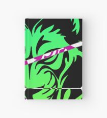Lion Displacement Collage Hardcover Journal