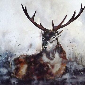 Stag by BellaBees