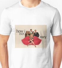 How I Met Zoey Unisex T-Shirt