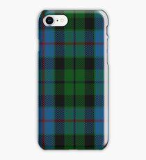 Morrison Society Clan/Family Tartan  iPhone Case/Skin