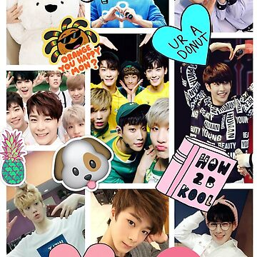 Astro Collage by satansaysyo