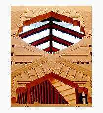 Florida Southern College Church Photographic Print