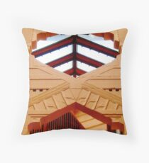 Florida Southern College Church Throw Pillow