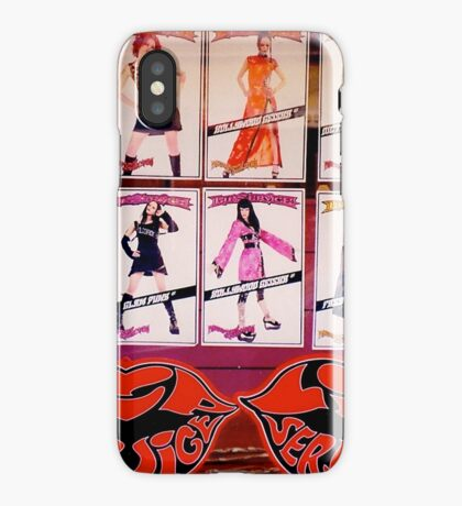 PICK A CHICK iPhone Case