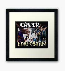 CASPER EDAFOSIAN Framed Print