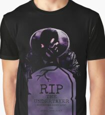 The Undertaker Wrestlemania 33 WWE Graphic T-Shirt
