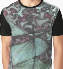 softness of color Graphic T-Shirt