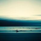 Summer Tale - Surf and Sea by Dirk Wuestenhagen