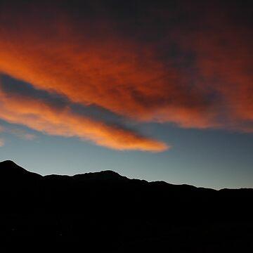 Fire Over The Peak by ritesideup