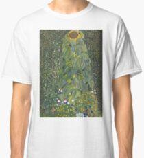 Gustav Klimt - The Sunflower 1907 Classic T-Shirt
