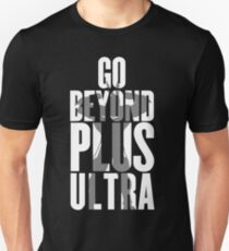 Go Beyond! Slim Fit T-Shirt