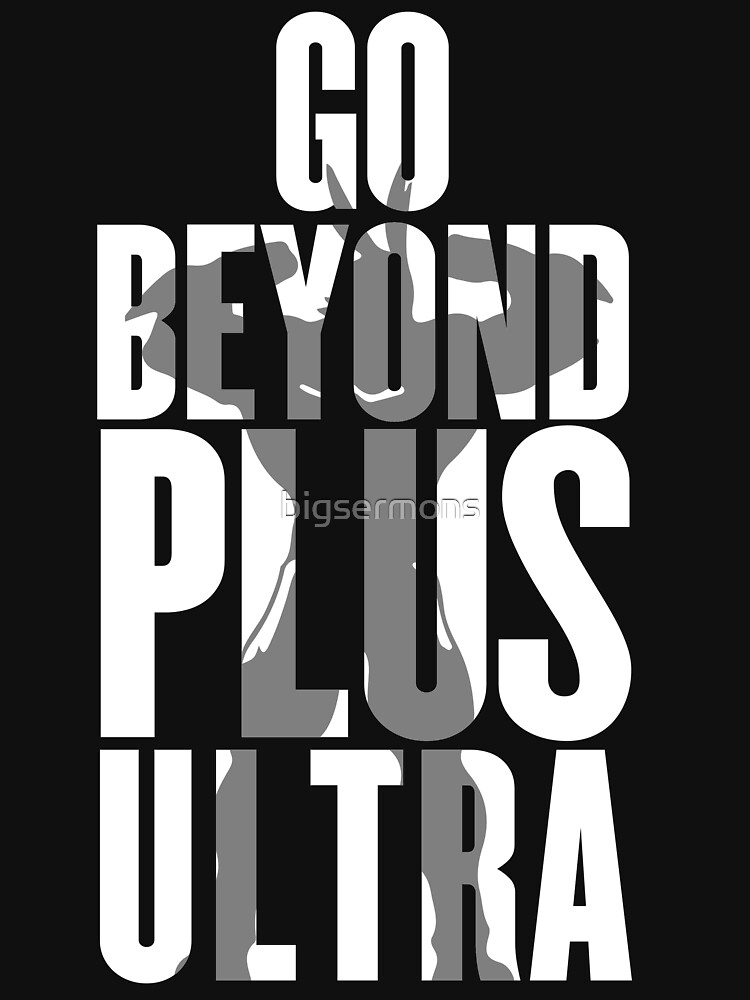 Go Beyond! by bigsermons