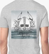 Viking Mask - Draugr Unisex T-Shirt