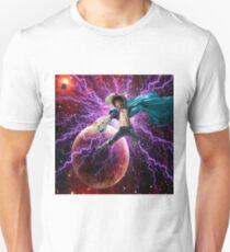 Bob Ross Is God Unisex T-Shirt