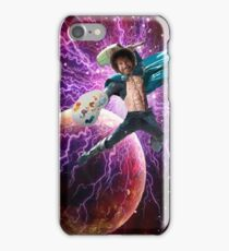 Bob Ross Is God iPhone Case/Skin
