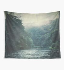 Valley and River Wall Tapestry