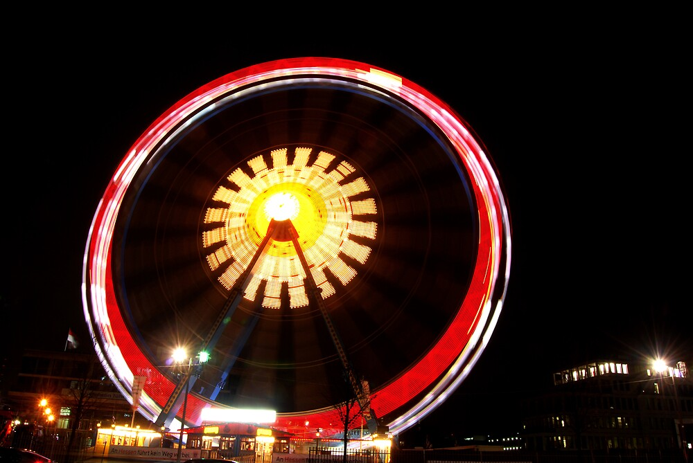 Big wheel by Vicent Alcaraz Coll