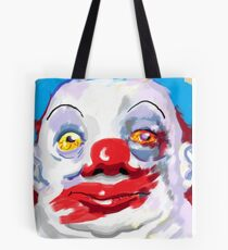 The October Clowns #2 Tote Bag