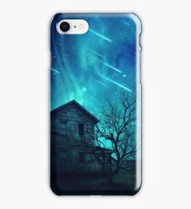 no one home iPhone Case/Skin