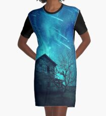 no one home Graphic T-Shirt Dress