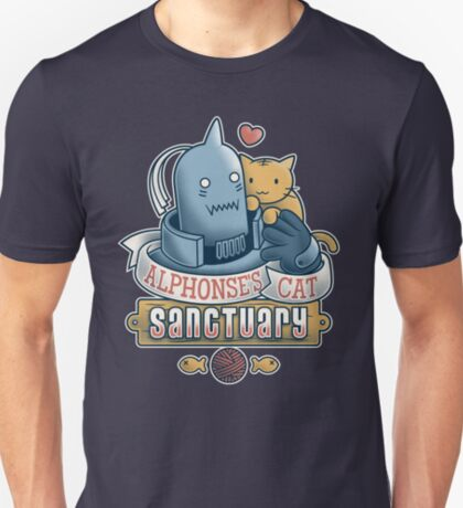 Alphonse's Cat Sanctuary T-Shirt