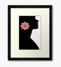 For Ladies Only Framed Print