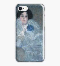 Gustav Klimt - Portrait Of Marie Henneberg 1902 iPhone Case/Skin
