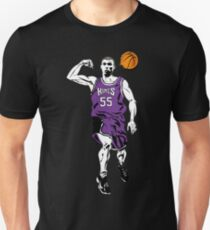 Jason Williams White Chocolate Basketball  T-Shirt
