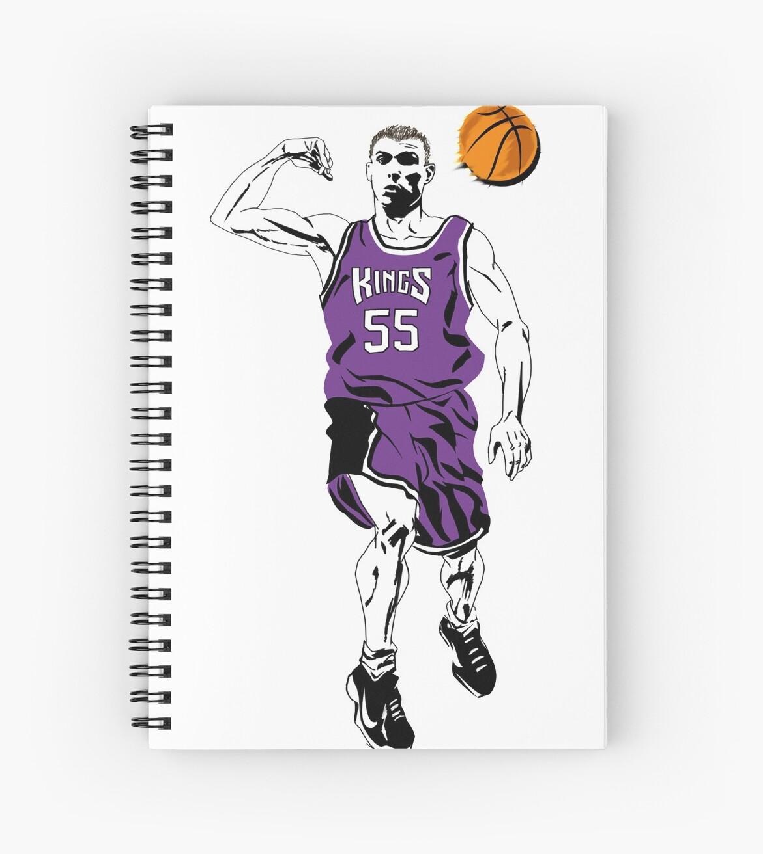 Jason Williams White Chocolate Basketball