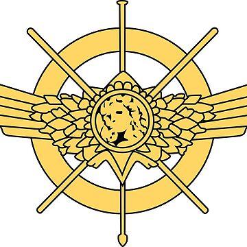 Arunafeltz Emblem (Ver. 2) by ZeroRaptor