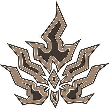 Rekenber Logo (Ver. 2) by ZeroRaptor
