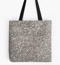 a115cd2bda0 Silver Glitter Tote Bag