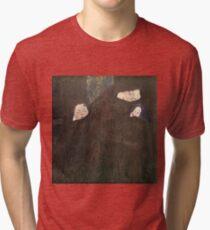 Gustav Klimt - Mother With Children Tri-blend T-Shirt