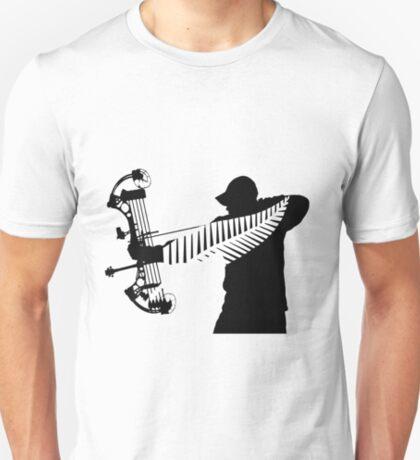 New Zealand Bow Hunter - 2 - Fern T-Shirt