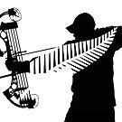 New Zealand Bow Hunter - 2 - Fern by Craig Stronner