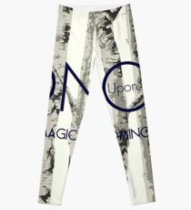"Once Upon a Time (OUAT) - ""Magic is Coming."" Leggings"
