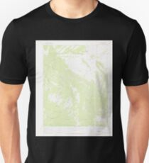 USGS TOPO Map Colorado CO Red Wing 451678 1967 24000 T-Shirt