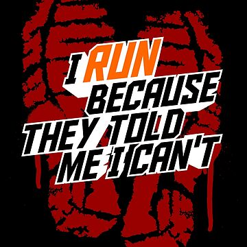 I Run Because by VomHaus