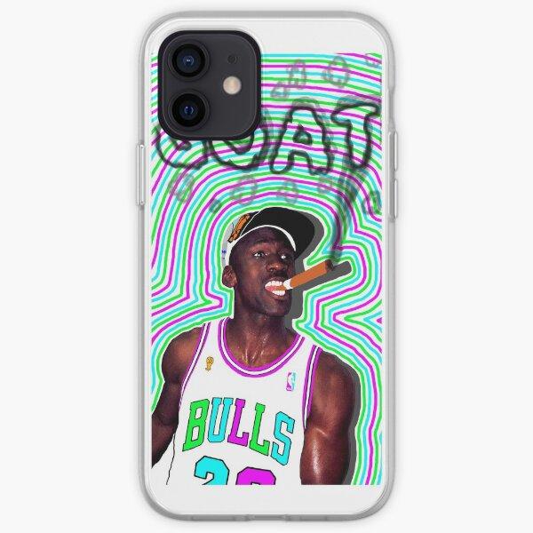Michael Jordan - LSD Edition Funda blanda para iPhone