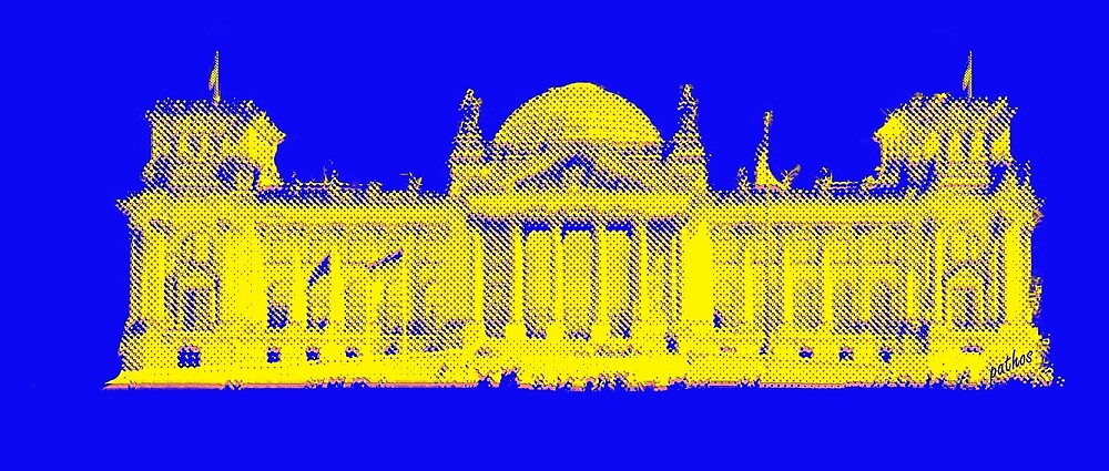 Reichstag Dots by pathos-design