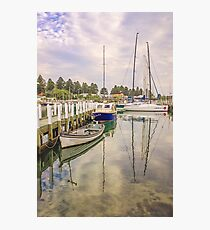 Port Fairy Reflections Photographic Print