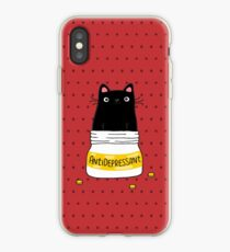 FUR ANTIDEPRESSANT iPhone-Hülle & Cover