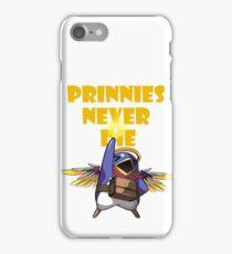 Prinnies Never Die! iPhone Case/Skin
