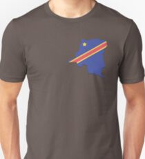 Democratic Republic of the Congo Unisex T-Shirt