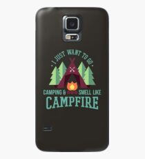 Campfire Case/Skin for Samsung Galaxy