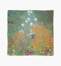 Gustav Klimt - Flower Garden, 1905 Scarf