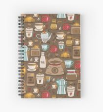 Coffee! Spiral Notebook